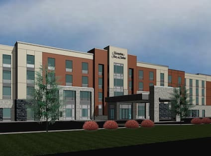 Hampton Inn and Suites by Hilton Airdrie
