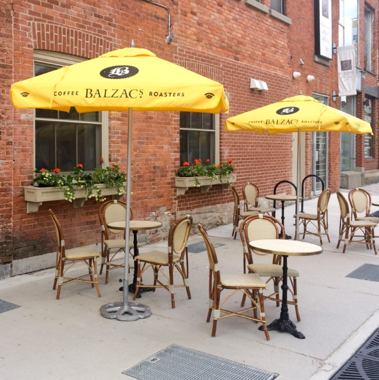 Balzac's Cafe – Powerhouse