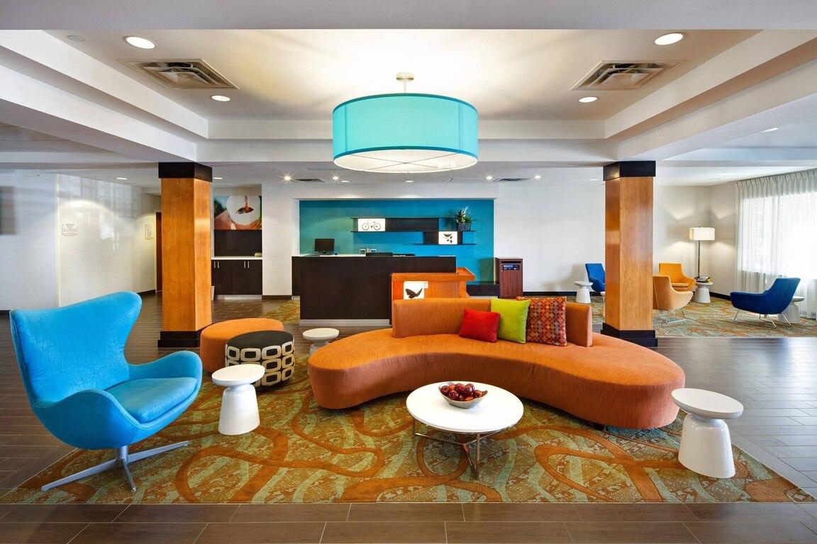 Fairfield Inn and Suites Brampton