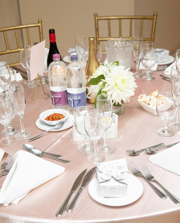 Golden Touch Events and  Decor