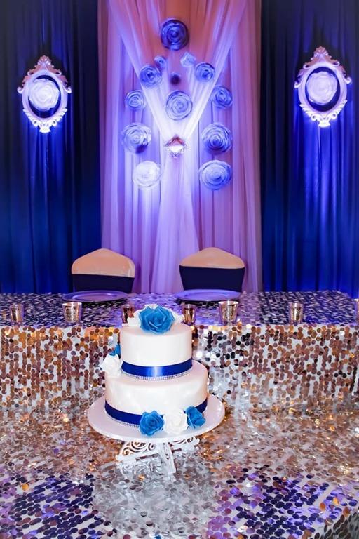 Sara's Wedding Decor