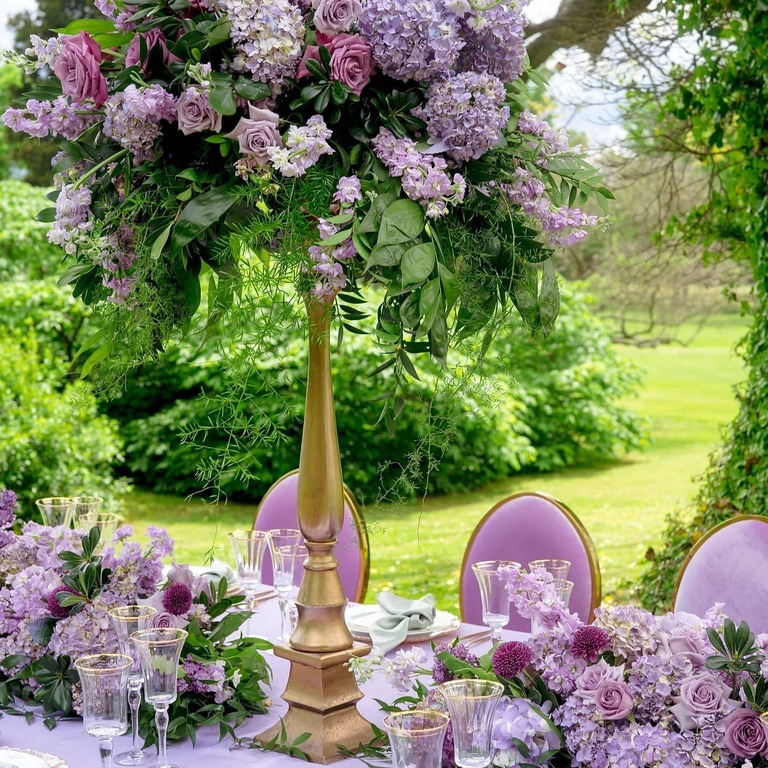 The Black Orchid Home and Event Decorati