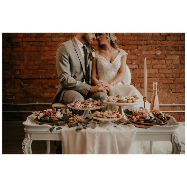 Brie and Banquet Wild Catering Co.