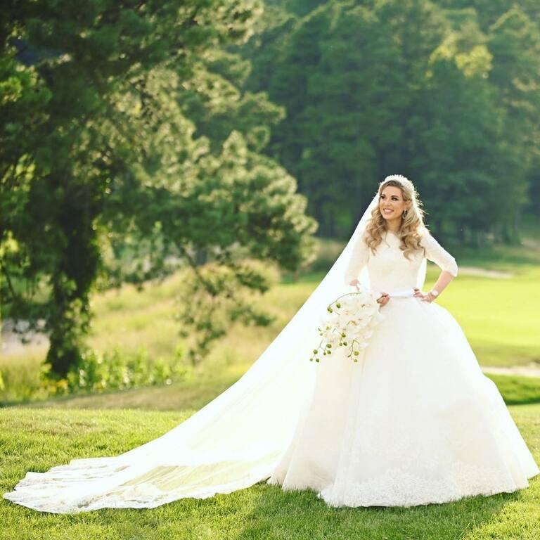 Pristine Bride