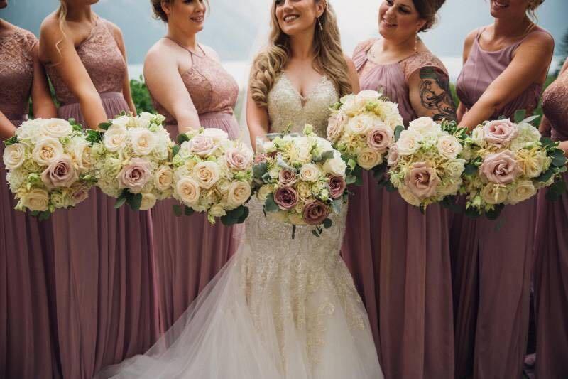Creative Weddings Floral Designs