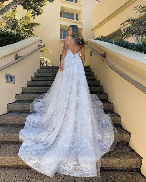 Blü Ivory Bridal and Evening