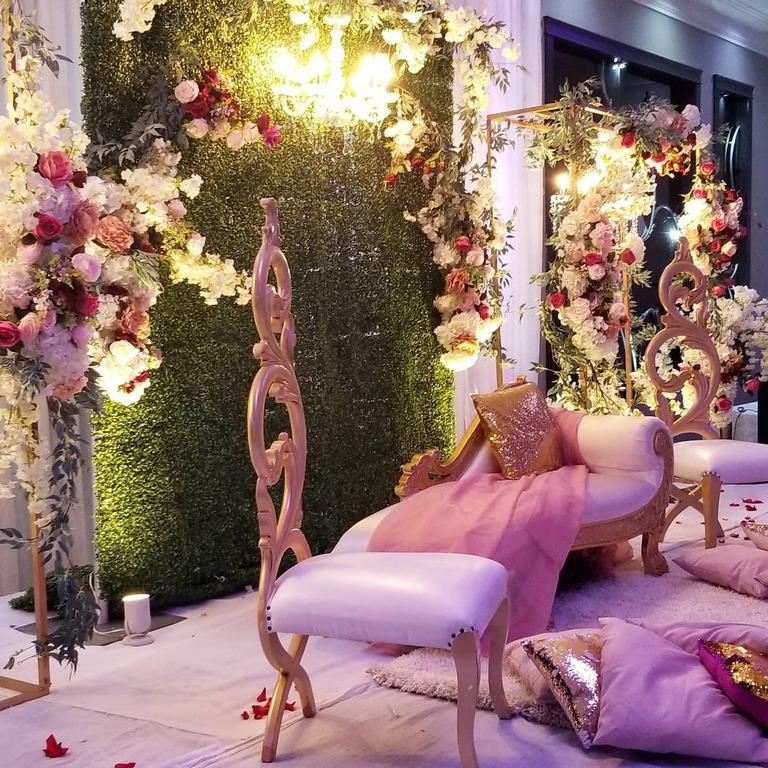 Sultana's Wedding Décor