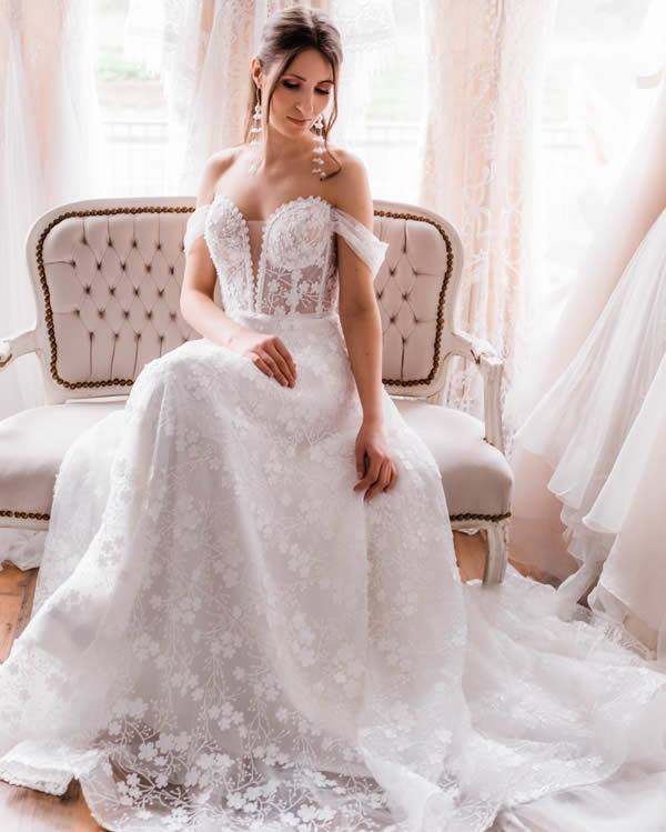 Novia Mia Bridal Boutique