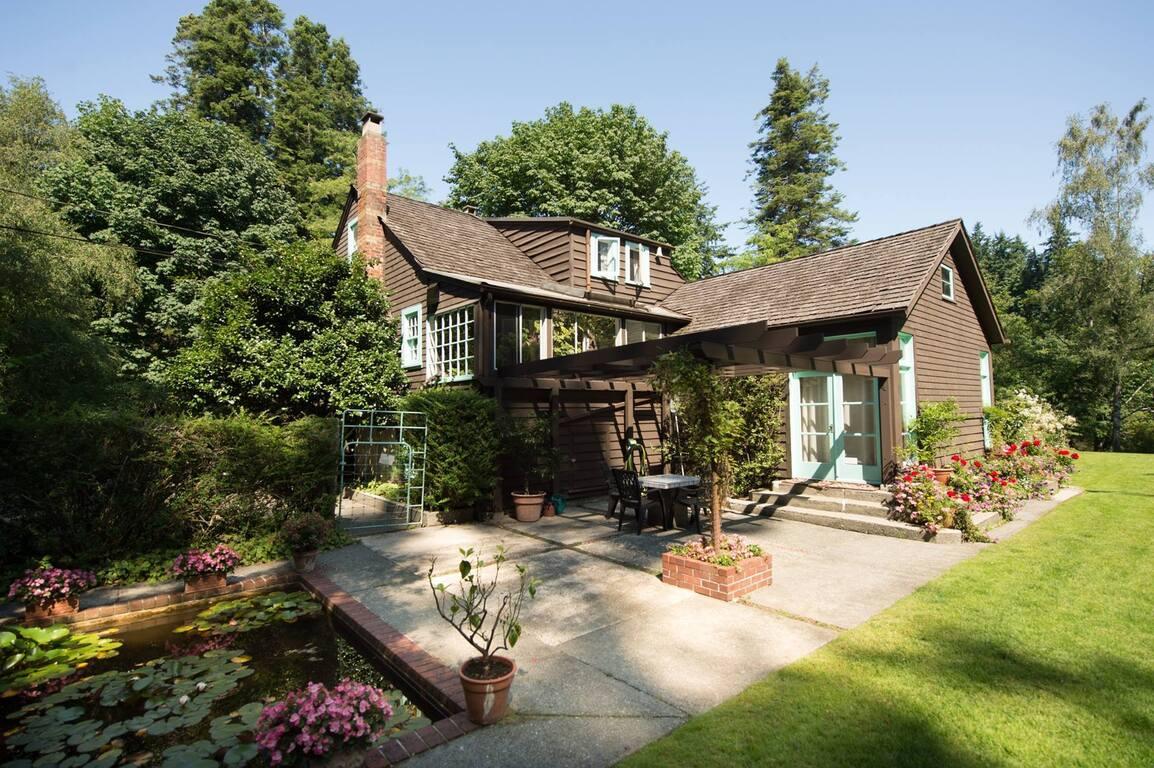 Haig Brown House